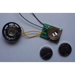 Bottle opener sound module,musical bottle opener sound chip