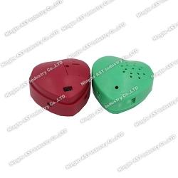 S-2005D     Heart Shape Voice Recorder, Mini Recorder, Digital Recorder