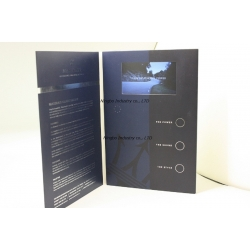 MP4 Player Brochure, Advertising Player, Video Advertising Brochure