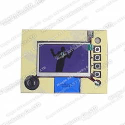 Video Greeting Cards,Digital Video Catalogue,Video Card Module