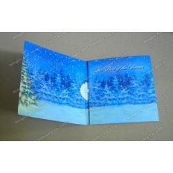 Greeting Cards, Music Postcard, Music Greeting Card