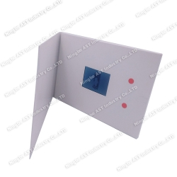 2.4inch MP4 Player Brochure, Video Advertising Brochure