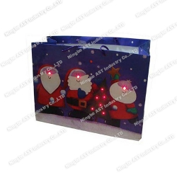 Recordable Gift Bag, LED Light Bag, Music Gift Bag