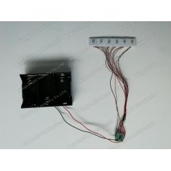 Led flashing module,POP Display Flasher, LED Flashing Light