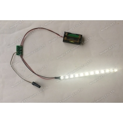 Motion sensor Ribbon Lighting,LED strip, LED light strips,Flexible LED Strip Light for display