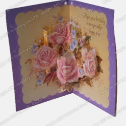 Pop-up Greeting Cards, Greeting Cards, Music Greeting Card