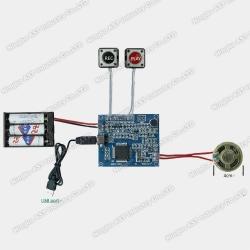 USB Sound Module, USB Recordable Module, Voice Chip