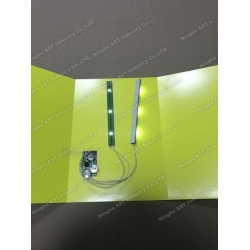 LED Modules,slide tongue LED,LED Light for greeting cards