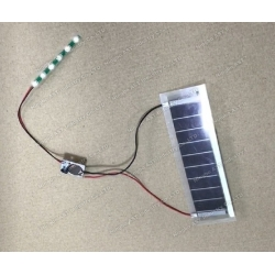 Led flashing module for pop display,led flasher,button light,Solar power led light