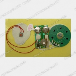 Pre-Record Voice Module, Sound Module for Christmas Cards
