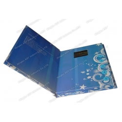 Advertising Player, LCD Video Brochure, Video Mailer