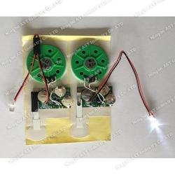 LED Voice Module,Slide tongue sound chip,  LED Pre-Recording Voice Chip