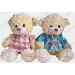 Teddy Bear Plush Toy, Recordable Stuffed Toy