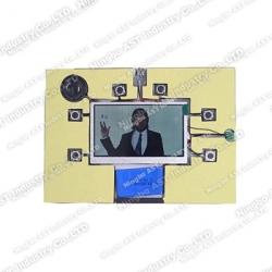 S-3308  Video Mailer, MP4 Sound Module, Video Module