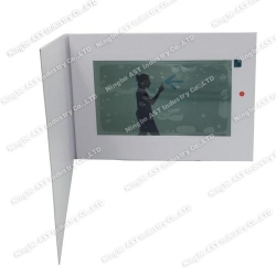 10.1 Video Booklet, Video Brochure Module, Video Advertising Card