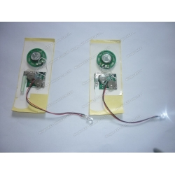 Sound module for greeting cards,vocal module,sound chip,voice module