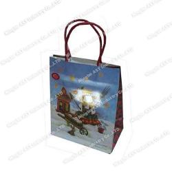 LED Light Bag, Paper Bag, Recordable Gift Bag