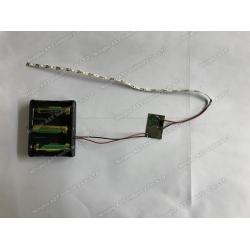 Ribbon led lighting,soft LED STRIP, LED light strips,Flexible LED Strip Light for display