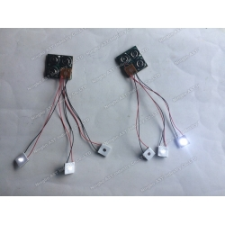 Light sensor Flashing LED Module, LED Flash Light, Wireless LED Blinking Module