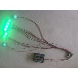 8 Led Flashing Module,pop Display Flasher,Led Light Module