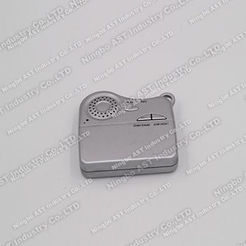 S-4214  Voice Recorder Keychain, Musical Keychain, Promotional Keychain