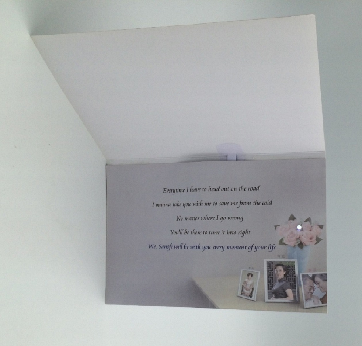 Invitation Cards, Invitation Card with LED, Recordable Postcard with LED
