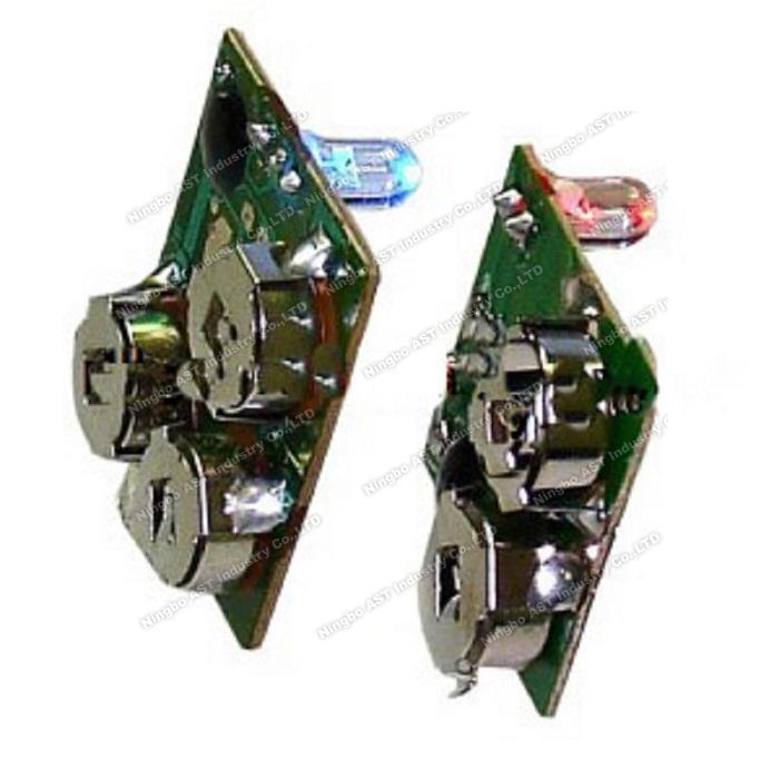 Flashing Light, Pop LED Display Flasher, LED Flasher, LED Flasher with 3m Sticker