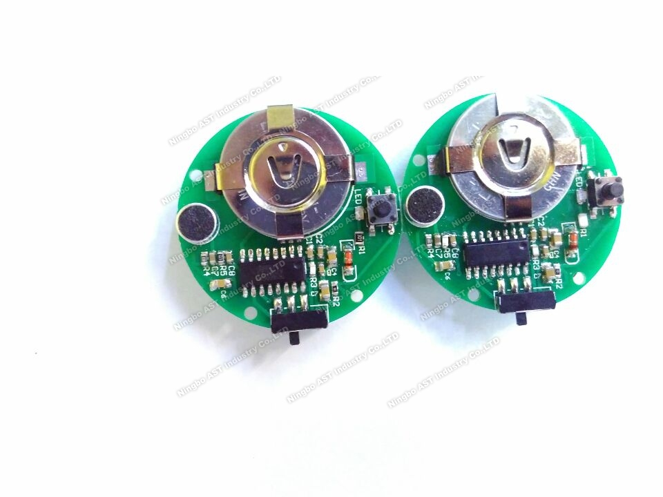 Sound module for bottle cap,vocal module,sound chip,voice module for cup