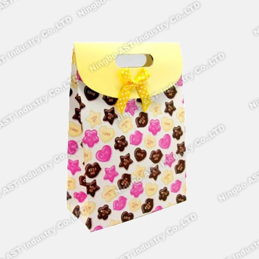 Paper Bag, Gift Bag, Promotional Bag, Recordable Gift Bag