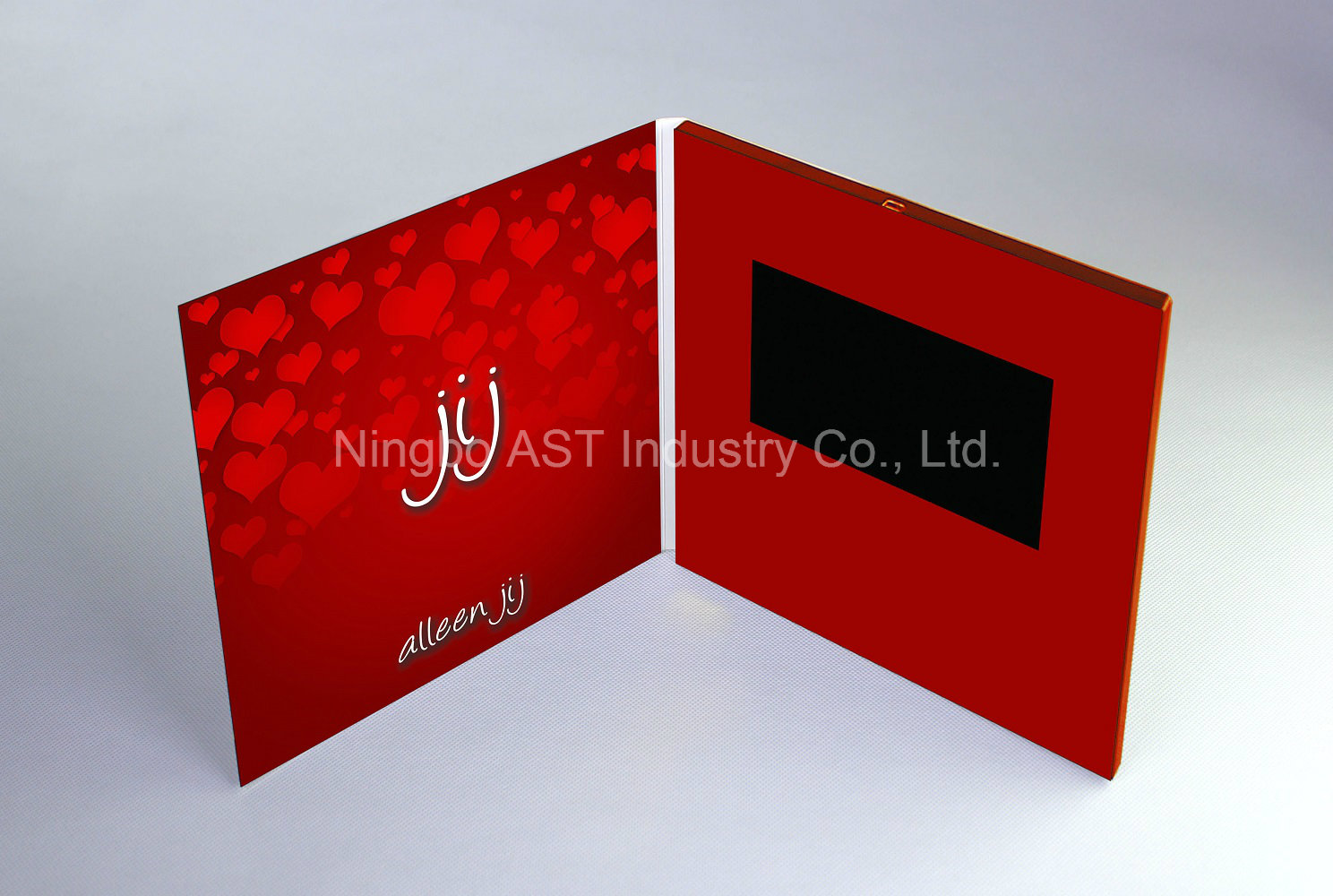 7.0 Inch Video Brochure, 7.0 Inch Video Brochure, Video Business Card