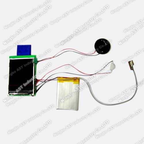 Video Brochure, LCD Video Module, Video Module
