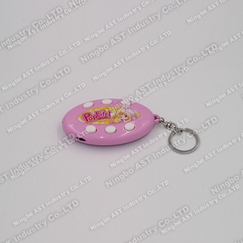 S-4215 Promotional Keychain, Digital Keychain, Voice Keychain