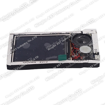 S-3312    Advertising Player, LCD Video Module, Digital LCD Greeting Card