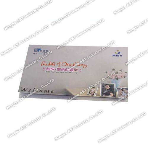 S-1011B  Invitation Card, Musical Cards, Talking Card, Business Cards