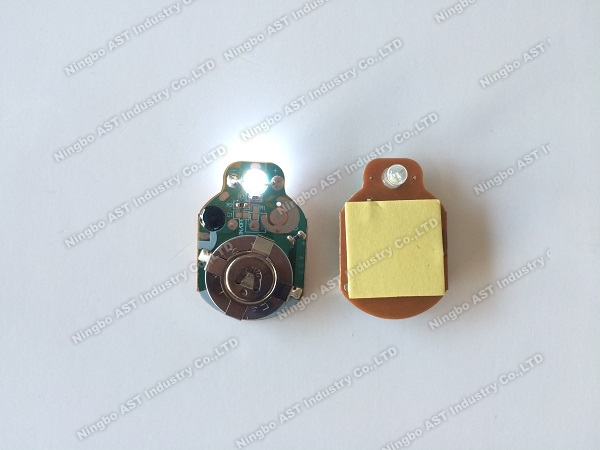 single battery flashing led for POS Display, Light Flashing Module