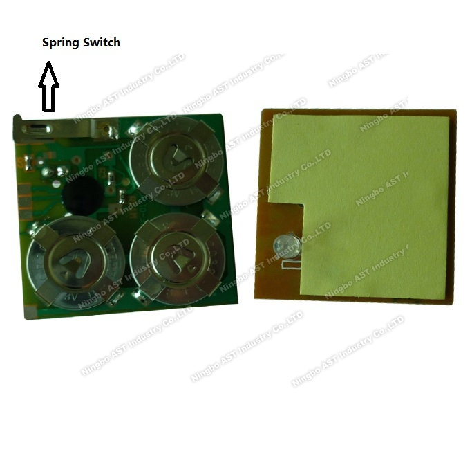 mini LED module,    LED Battery Flashing light , flashing module for POP and POS display