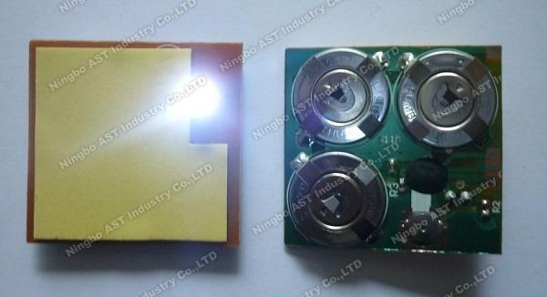 Flashing LED, LED Flasher, LED Flasher Module, Wire Free LED Blinking Module