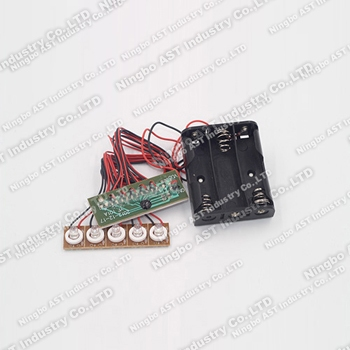 5pcs leds flashing module, LED Lighting,POS Display Flasher, LED Flashing Light