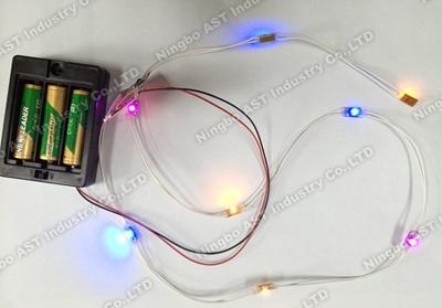 Flashing LED String, LED Flashing String for POS Display