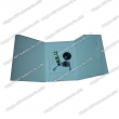 S-1001 Greeting Cards, Music Postcard, Music Greeting Card (S-1001)