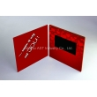 7.0inch Customized Video Card, Video Greeting Brochure, LCD Invitation Card