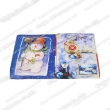 S-1205  Holiday Cards, Pop-up Greeting Cards, Postcard