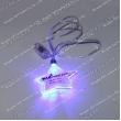 S-7011B Flashing Pin, Flashing Badge, LED Flashing Pin