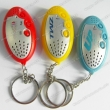 LED Voice Keychains, Keychain Recorder, Digital Keychain