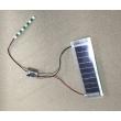 Led flashing module for pop display,led flasher,button light,Solar power led light