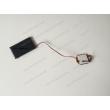 Solar power led module,solar panel button light,solar power flash light