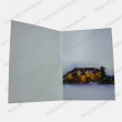 Greeting Cards with Flashing LED, Holiday Card