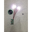 Sound module for greeting cards,vocal module,sound chip with led lights ,voice module,musical module